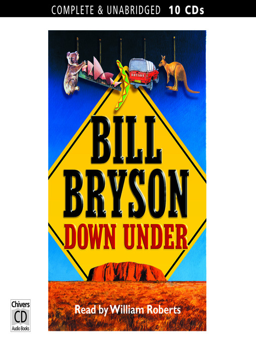 Cover image for Down Under