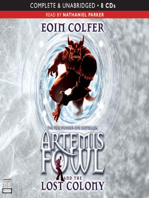 artemis fowl the lost colony pdf