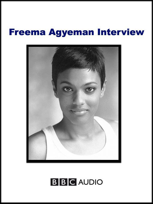 Freema Agyeman Interview (MP3)