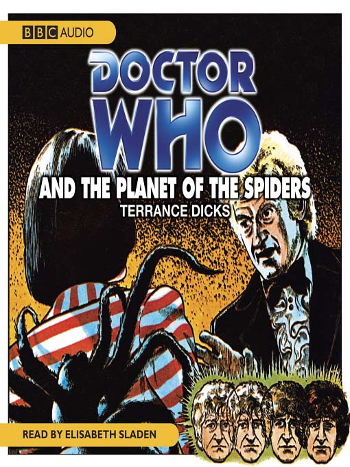 Doctor Who and the Planet of the Spiders (MP3)