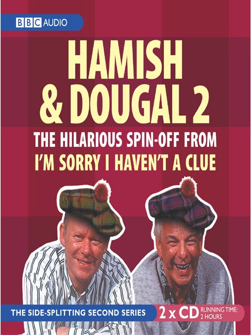 I'm Sorry I Haven't a Clue: Hamish & Dougal, You'll Have Had Your Tea, Series 2 (MP3)