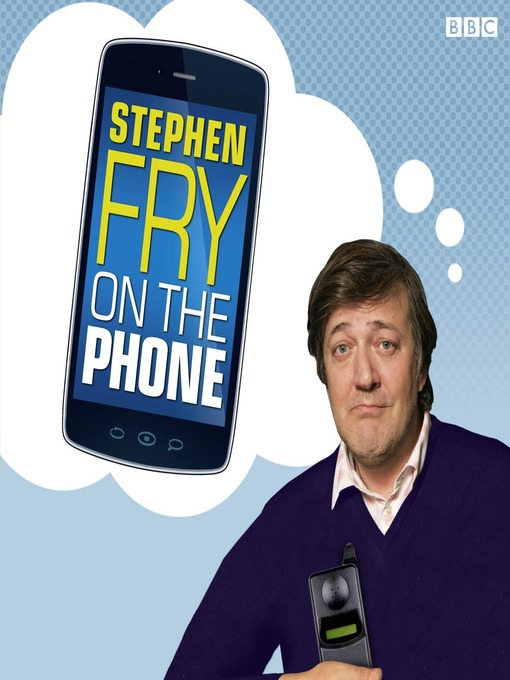 Stephen Fry on the Phone, Episode 3 (MP3): The Accidental Discovery of Text