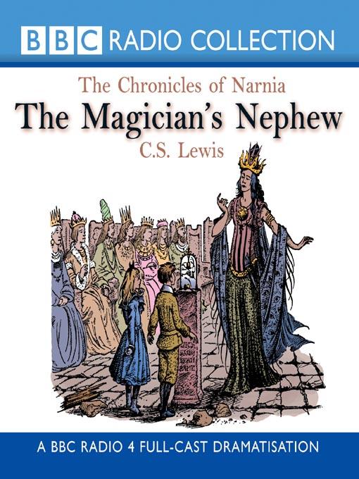 magicians nephew book report