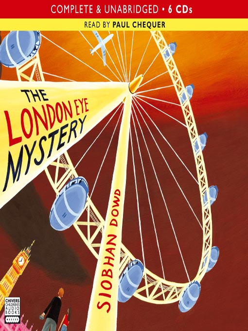The London Eye Mystery (MP3)