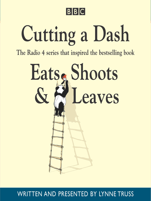 Cutting a Dash (MP3): Eats, Shoots & Leaves
