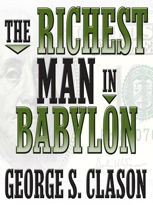The Richest Man in Babylon (MP3)