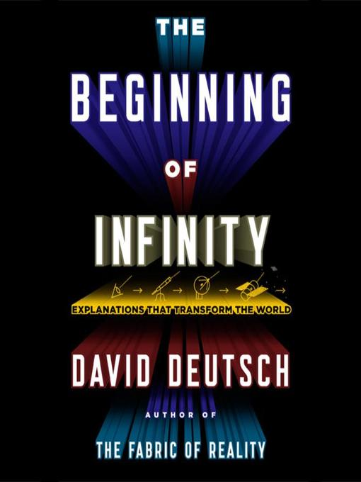 The Beginning Of Infinity (MP3): Explanations That Transform The World