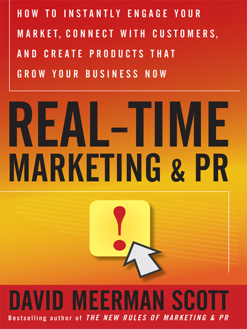 Real Time Marketing and PR: How to Earn Attention in Today's Hyper-Fast World (MP3)