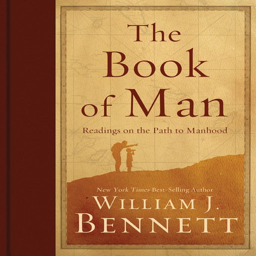 The Book of Man: Readings on the Path to Manhood (MP3)