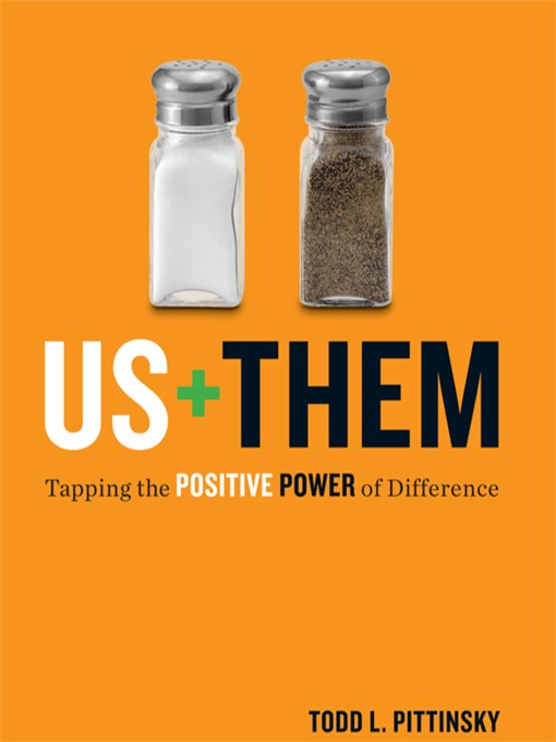 Us Plus Them (MP3): Tapping the Positive Power of Difference