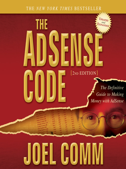 The AdSense Code (MP3): The Definitive Guide to Making Money with AdSense