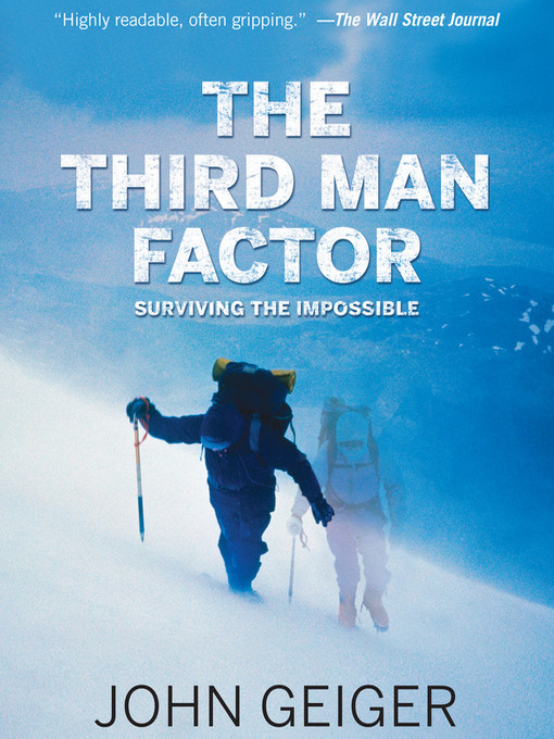 The Third Man Factor (MP3): Surviving the Impossible