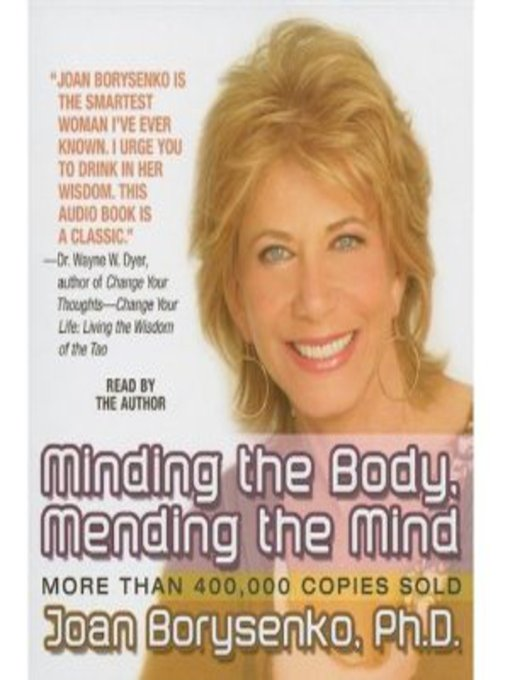 Minding the Body, Mending the Mind (MP3)