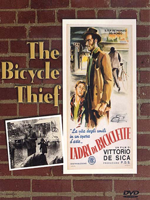 The Bicycle Thief (Ladri di biciclette) -- father-son relationship