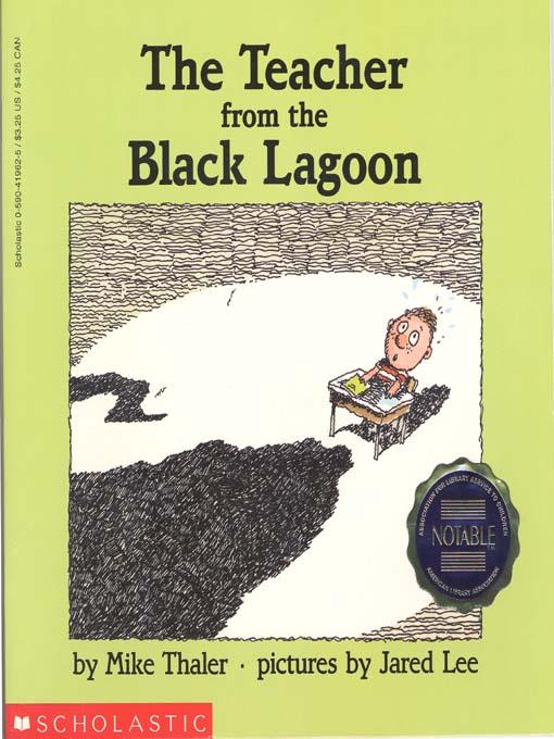 Black Lagoon Book Cover : The teacher from black lagoon new york public