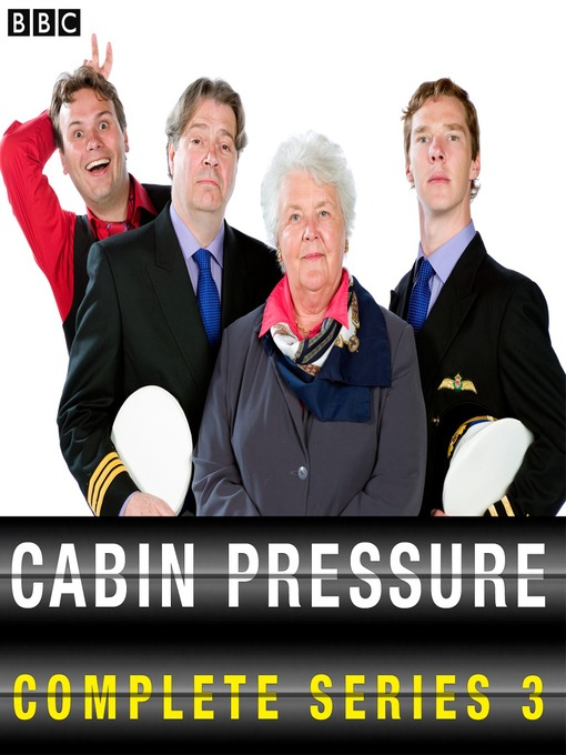 Cabin Pressure, Series 3 (MP3): The Complete Series