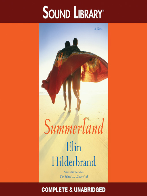 (Summerland) Book Jacket