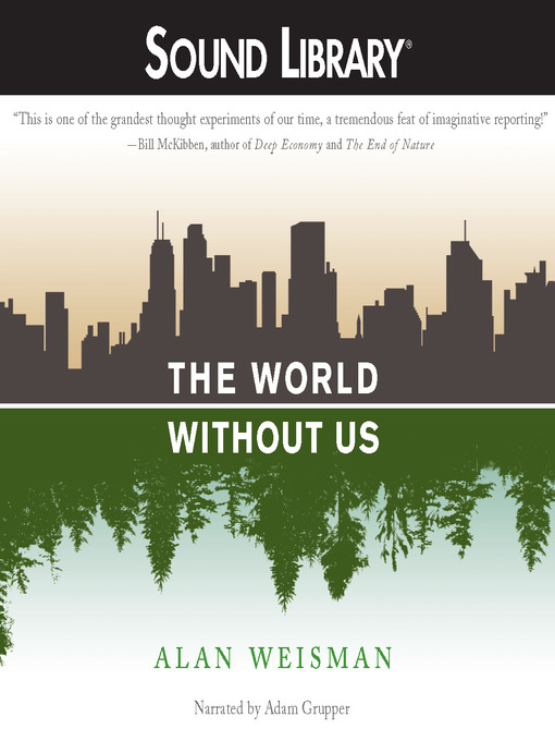 the world without us book report A site dedicated to book lovers providing a forum to discover and share commentary about the books and authors they enjoy author interviews, book reviews and lively book commentary are found here.