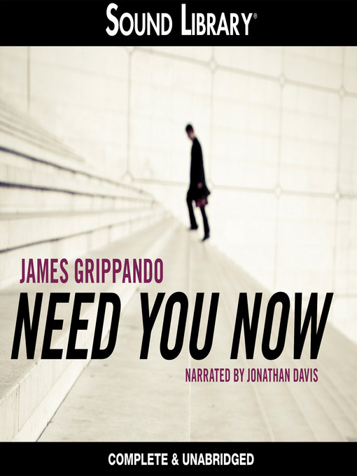 Cover image for Need You Now