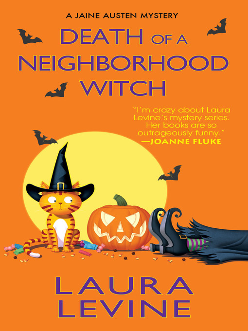 Death of a neighborhood witch [electronic book] Jaine Austen Series, Book 11.
