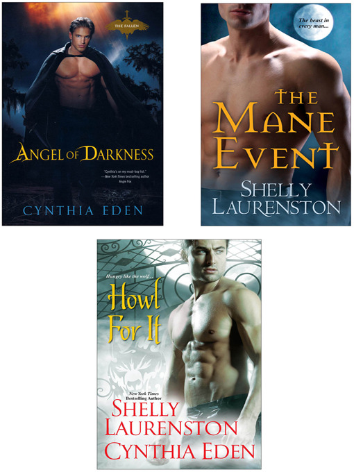 Howl for It Bundle: The Mane Event, Angel of Darkness & Howl for It - Pride (eBook)