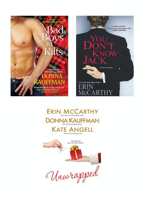 Unwrapped Bundle with You Don't Know Jack & Bad Boys in Kilts (eBook)