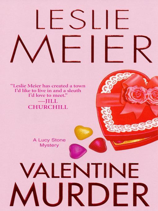Valentine murder a Lucy Stone mystery