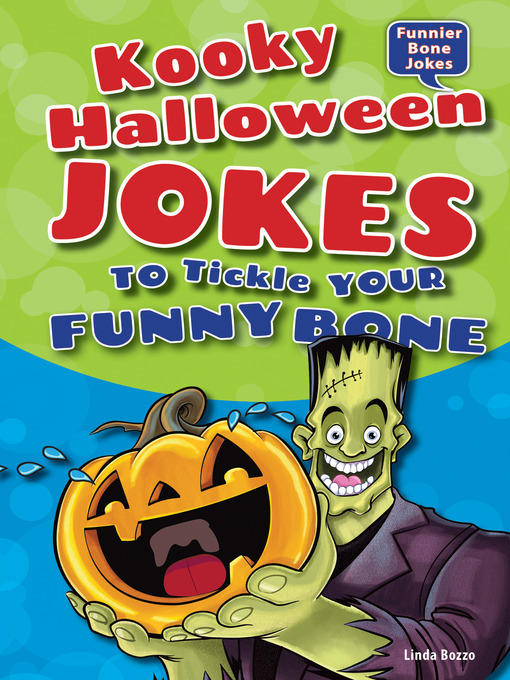 Cover image for Kooky Halloween Jokes to Tickle Your Funny Bone