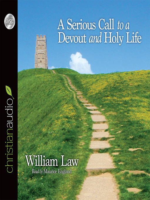 A Serious Call to a Devout and Holy Life (MP3)