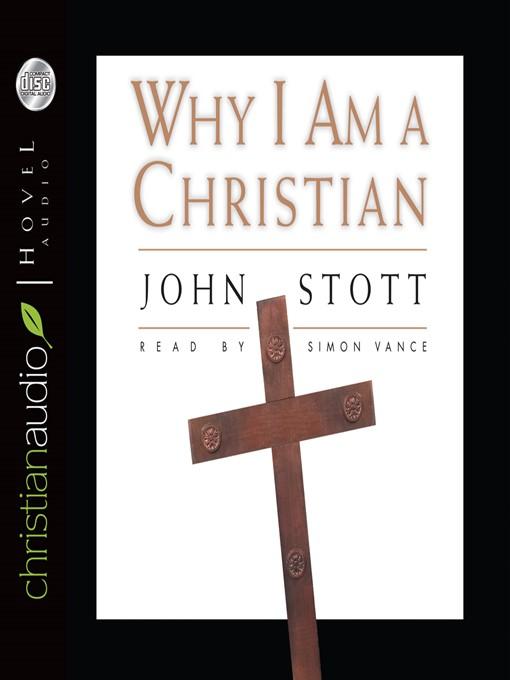 Why I Am a Christian (MP3)