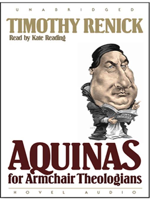 Aquinas for Armchair Theologians (MP3)