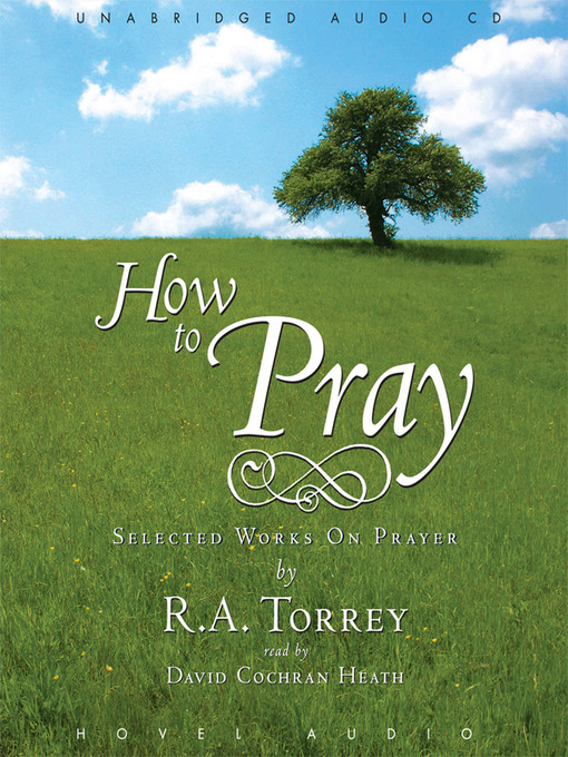 How to Pray (MP3)