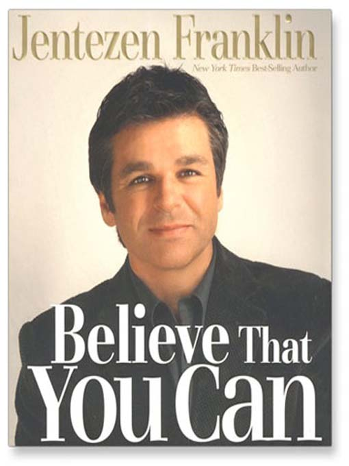 Believe that You Can: Moving with Tenacity Toward the Dream God Has Given You  (MP3)