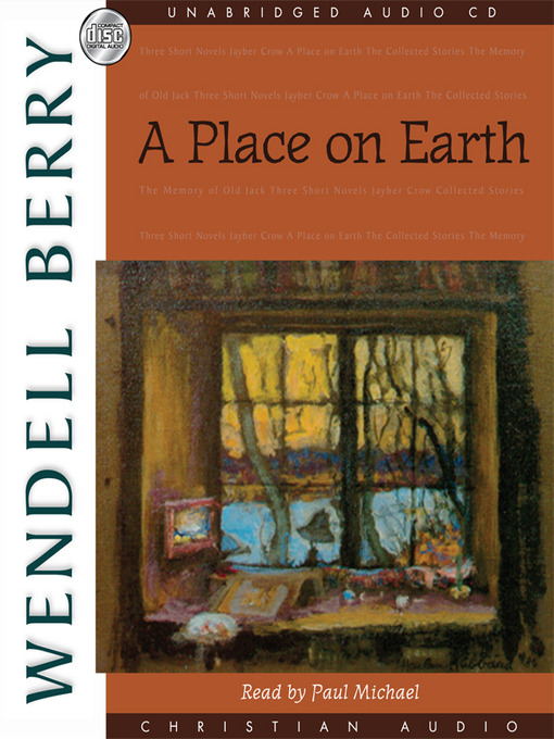 A Place on Earth (MP3)