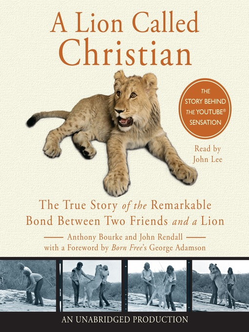 Cover image for A Lion Called Christian