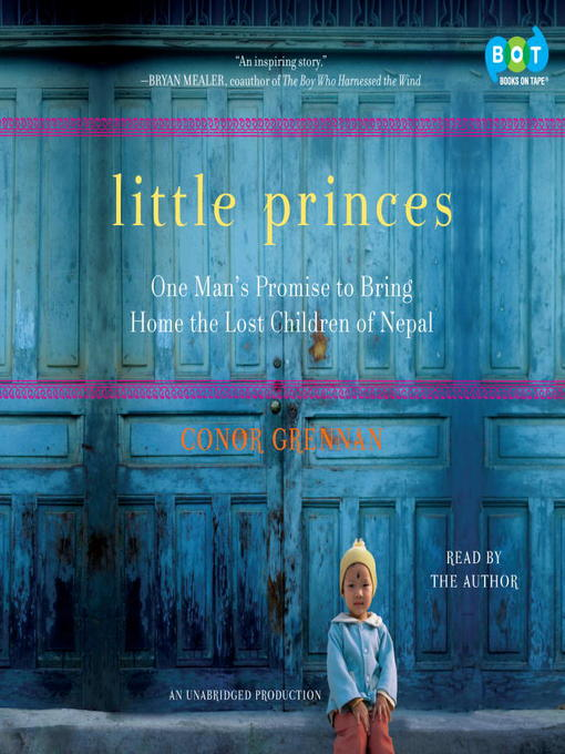 Cover image for Little Princes