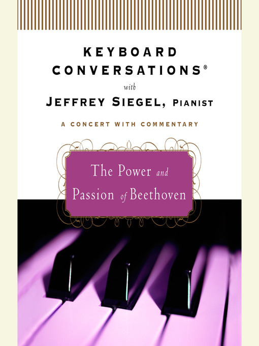 The Power and Passion of Beethoven (MP3)
