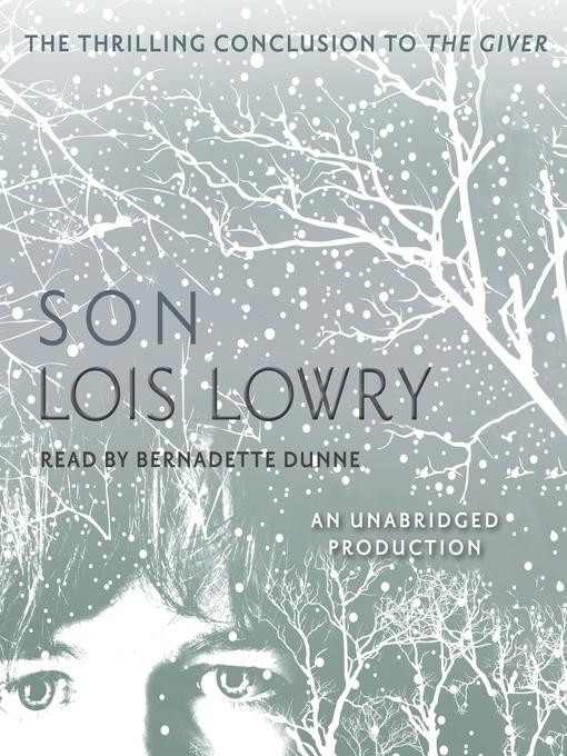 Son: The Giver Quartet, Book 4 - The Giver Quartet (MP3)