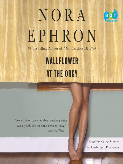 Wallflower at the Orgy (MP3)