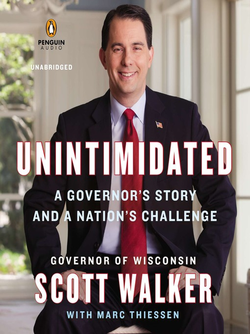 Unintimidated: A Governor's Story and a Nation's Challenge (MP3)