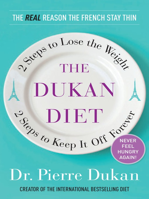 Cover image for The Dukan Diet
