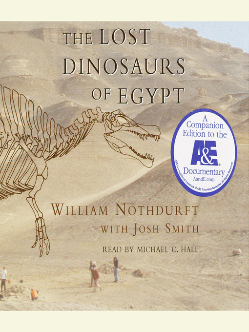 The Lost Dinosaurs of Egypt (MP3)