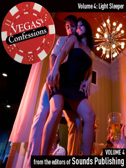 Light Sleeper (MP3): From Vegas Confessions Series, Volume 34