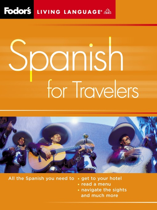 Spanish for Travelers (MP3)