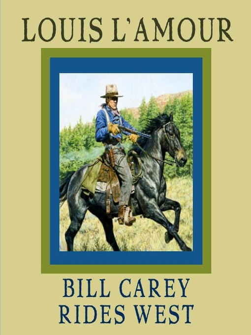 Bill Carey Rides West (MP3)