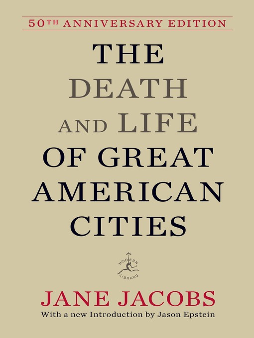 The Death and Life of Great American Cities (50th Anniversary Edition) (MP3)