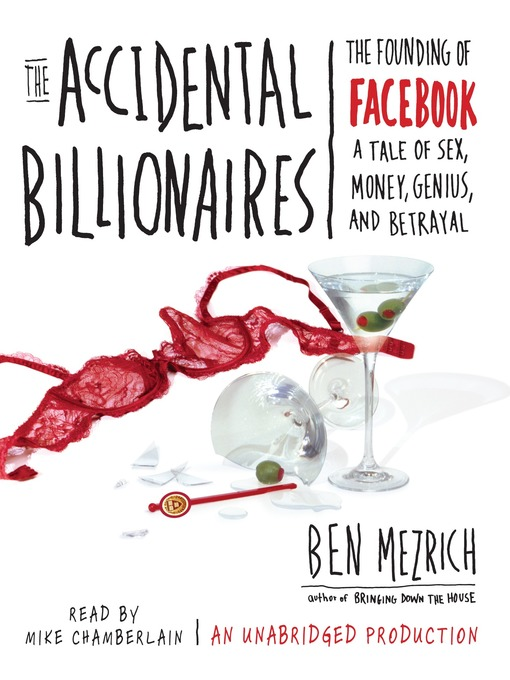 Cover image for The Accidental Billionaires