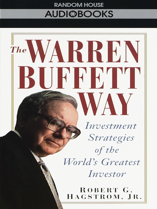 The Warren Buffett Way (MP3)