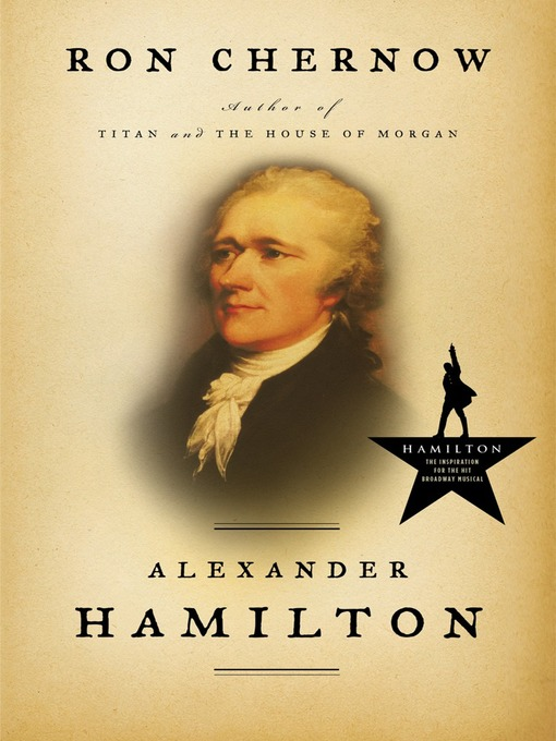 Cover image for Alexander Hamilton