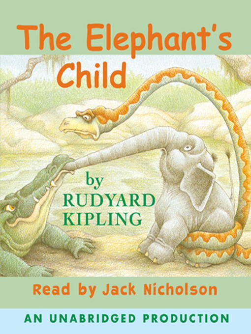 The Elephant's Child (MP3)